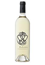 Bouteille de vin blanc Chateau la Curnière
