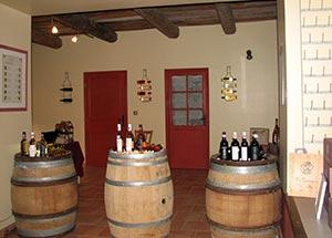 3 futs de vin vente boutique dégustation